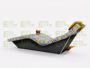 3D-изделия - лежак для спа - Европанель