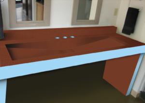 Мебель для спа - Европанель